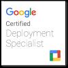 Google Certified Deployment Specialist