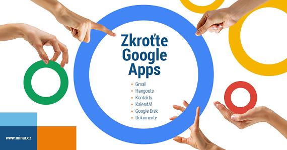 Zkoťte Google Apps